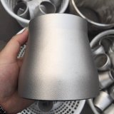 Reductor de alta presión del tubo del acero inoxidable 304 del extremo del doble V