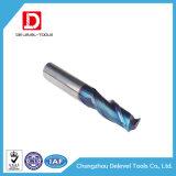 Высокая точность 2 флейты со стороны из карбида вольфрама мельница для фрезерования обработки
