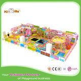 Оборудование спортивной площадки детей Geocells нержавеющее Fireground крытое для малышей