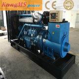 Petit générateur diesel Cummins Groupe électrogène Diesel silencieux Shangchai ménage Groupe électrogène 500kw