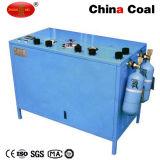 Ae102oxígeno una bomba de llenado del cilindro de oxígeno