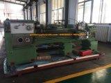 Сверхмощный всеобщий горизонтальный подвергая механической обработке механический инструмент башенки CNC & Lathe C6163 для инструментального металла