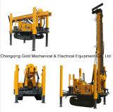 0-300mの携帯用か移動式クローラー井戸の鋭い機械装備