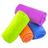 Ultra absorbente, Lavable a máquina de impresión de toalla de microfibra hot yoga
