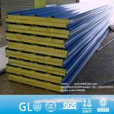 中国製カラーによって塗られるEPSによって電流を通される鋼鉄パネル