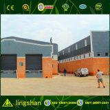 Magazzino industriale prefabbricato della struttura d'acciaio