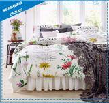 De botanische Tuin Afgedrukte Reeks van de Dekking van het Dekbed van de Polyester