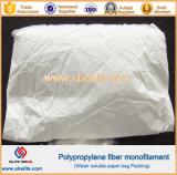 ポリプロピレンPPの単繊維のマルチフィラメントのコンクリートのファイバー