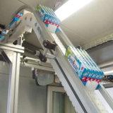 Convoyeurs de nourriture de lumière de système de convoyeur de bande de conveyeur et de traitement industriel