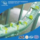 Correia modular de levantamento modular dos transportes do transporte de correia do sistema de transporte do &Beverage do alimento para o equipamento do biscoito