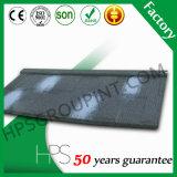 tuile de toit enduite de feuille de toiture d'épaisseur de 0.4mm de pierre chinoise de prix usine