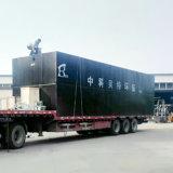 De ondergrondse BioReactor van het Membraan van de Installatie van de Behandeling van afvalwater van het Hotel Binnenlandse
