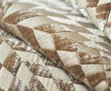 Tessuto materiale del sofà del poliestere della Cina 100 della fabbrica del tessuto per l'insieme del sofà