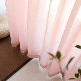 居間の日本様式のボイルの薄い窓カーテンのためのテュルの柔らかいカーテン