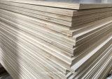 1220x2440mm grado muebles de melamina, madera contrachapada