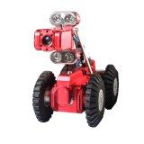 Oruga de la inspección de alcantarillado de robots para la detección de canalización