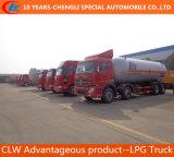 Faw 8X4 LPG LKW mit Datenträger 45cbm