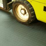 PVC硬貨パターンロールタイプガレージの床タイル