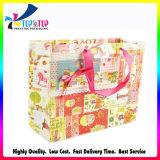 Fabricante de Guangdong Cordón de ajuste de papel personalizado bolsa de regalo