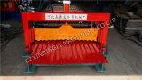 Roulis en acier de la couleur 850 ondulée formant la machine