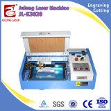 De mini Machine van de Gravure van de Zegel van 3020 2030 Rubber, de Graveur van de Laser met Beste Prijs