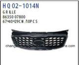 KIA Ersatzteil-Gitter für Picanto 2010. Soem: 86512-07800/86530-07800