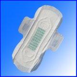 Preço elevado e senhora descartável toalhas sanitárias da qualidade superior