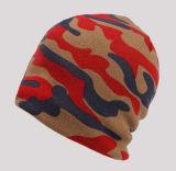 Зимние Gesign красочные Beanie Camo Red Hat