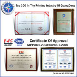 De Rekupereerbare Douane Afgedrukte het Winkelen Kraftpapier Zak van uitstekende kwaliteit van het Document