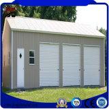 Собирая здания и гараж легкой установки низкой стоимости стальные