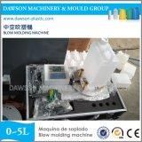 Automatische Strangpresßling-Blasformen-Maschinen-Plastikflasche, die Maschine herstellt