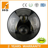 Emark LED Headlight High Quality Hi/Low 7inch LED Headlight
