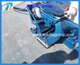 Máquina de sopro abrasiva durável do tiro da limpeza da superfície de estrada