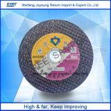 Ausschnitt-Rad für Metallpoliermittel-Platte