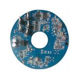 Weißes Metallkern-rundes Aluminium LED PCBA
