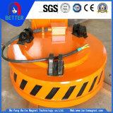 Type aimant de levage électrique de température élevée de Rebut-Transport