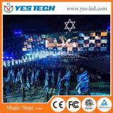 P5.9 video wasserdichtes im Freien LED Zeichen