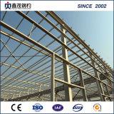サンドイッチパネルの鋼鉄構築の鉄骨構造の倉庫