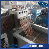 Una sola etapa PP PE de peletización de plástico máquinas para tejido sin tejer