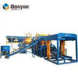 Мониторинг интервала QT10-15 режущего блока машины / взаимосвязанных машина для формовки бетонных блоков для продажи