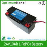 24V 10A Литий-ионный LiFePO4 аккумулятор для велосипеда