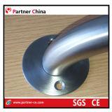 Barra di gru a benna diritta della stanza da bagno dell'acciaio inossidabile (02-208)