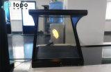 180程度3Dのホログラムの表示ショーケース(HD180-TP)