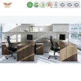 Entwurfs-modernen Büro-Arbeitsplatz, Büro-Partition öffnen