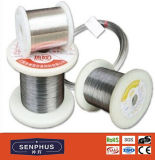 Resistance elettrico Alloy Wire Cr20ni80 con Is09001