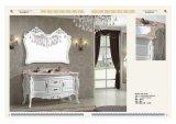 Gabinete de banheiro da madeira contínua com a melhor fixação do preço da alta qualidade