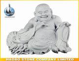 Pietra di risata della statua del Buddha