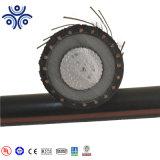 Силовой кабель 2/0 медное XLPE Mv изолировал UL1072 обшитое PVC