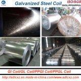 (0.12---3.0mm) Bobina de aço galvanizada mergulhada quente com o revestimento de zinco elevado