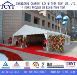Durable exhibition Gable Luxury Broad Wedding Tent Party